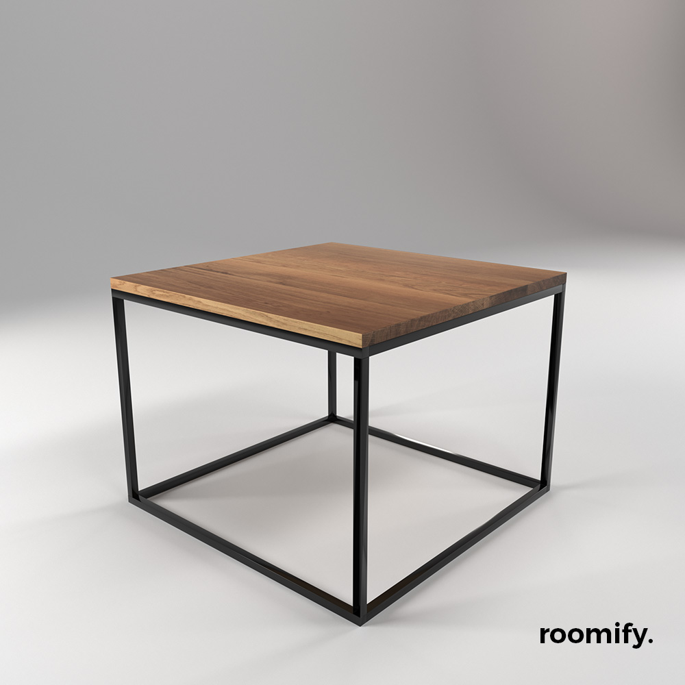 beistelltisch kube roomify m bel online shop. Black Bedroom Furniture Sets. Home Design Ideas