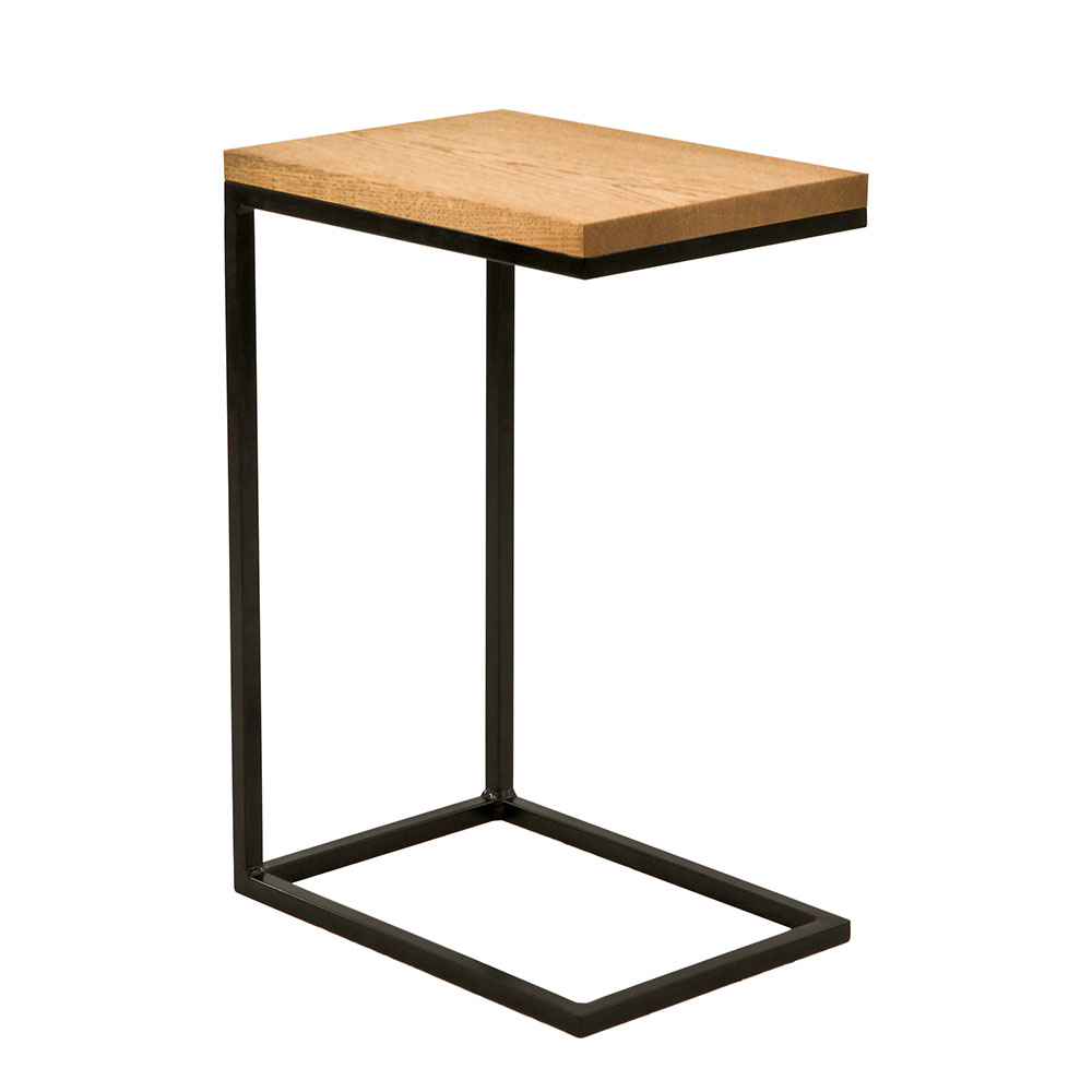 industrial beistelltisch black roomify m bel online shop. Black Bedroom Furniture Sets. Home Design Ideas